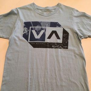 RVCA T-shirt, Men's Small